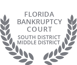 Holiday Russell, PLLC serving your Chapter 13 and Chapter 7 needs in Florida Bankruptcy Court